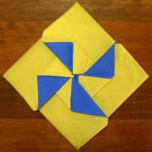 Pliage En Papier : pliage de serviette de table en forme de pochette avec ~ Melissatoandfro.com Idées de Décoration