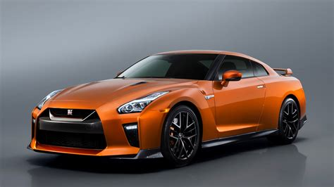 2017 Nissan Gtr Wallpaper