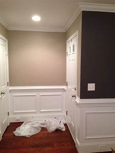 Hallway, Color, U0026quot, Perfect, Greige, U0026quot, By, Sherwin, Williams, I, Absolutely, Can, Not, Get, Enough, Of, This