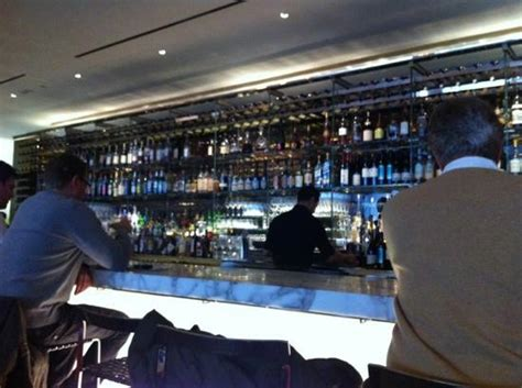 Moma Bar In Nyc  Picture Of The Modern, New York City