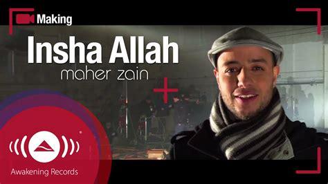Making Of Music Video 'insha Allah'