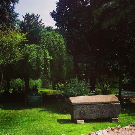 Città Nascosta Milano » Il Giardino Delle Vergini