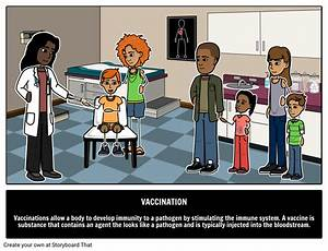 Vaccinations Storyboard By Oliversmith