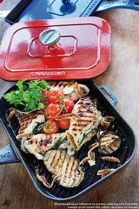 Emaillierte Gusseisen Pfanne : grillpfanne mit grillpresse online kaufen bei ~ Markanthonyermac.com Haus und Dekorationen
