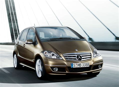 Compact Mercedes by Mercedes A Class