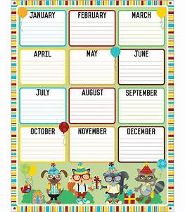 hipster birthday chart grade pk 5 With birthday chart template for classroom