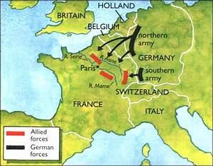 River Ridge Historypedia / Schlieffen Plan (12)