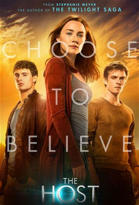 Movie Review The Host (2013