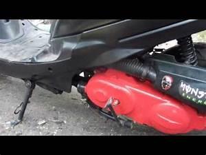 Changement Courroie Scooter 50cc : courroie peugeot sur booster doovi ~ Gottalentnigeria.com Avis de Voitures
