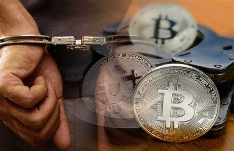 people apprehended  spain  crypto money