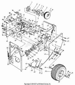 26 Yardman Snowblower Parts Diagram