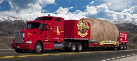 Big Idaho Potato Truck To Get Hightech Revamp Potato