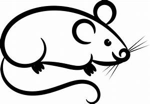 Free Mouse Clipart Black And White, Download Free Clip Art ...