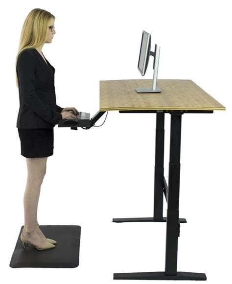 standing desk ergonomics 1000 images about standing desks and keyboard trays on
