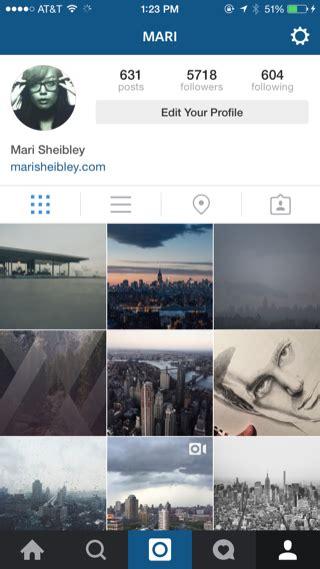 instagram grid template instagram screenshots mobile patterns