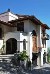mexican house designs mexican style houses hacienda home style design
