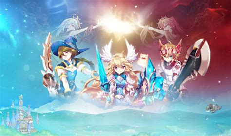 Saga Is A Free To Play Anime Mmo Mmorpg In World Devastated By War Between Two Preternatural Which Has For Gamers News And Of Free And