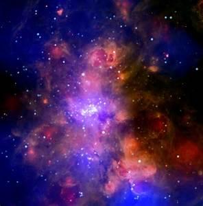 Chandra Peers into a Nurturing Cloud | NASA