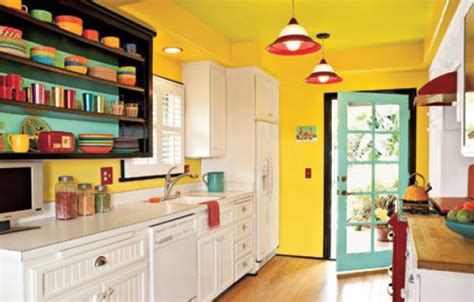 Colorful Cabinets by Editors Picks Our Favorite Colorful Kitchens This