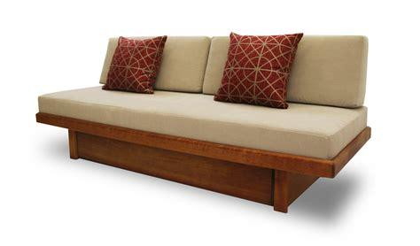 futon bed settee mondrian storage daybed