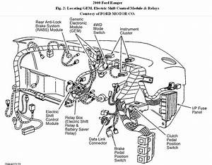 2003 Ford Explorer Power Windows Wiring Diagram