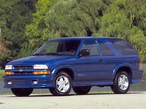 Chevrolet Blazer 3 Doors