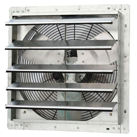 warehouse exhaust fan installation master flow 500 cfm solar powered gable mount exhaust fan