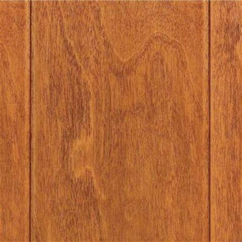 engineered hardwood flooring home depot home legend hand scraped maple sedona 1 2 in x 3 1 2 in x 35 1 2 in engineered hardwood