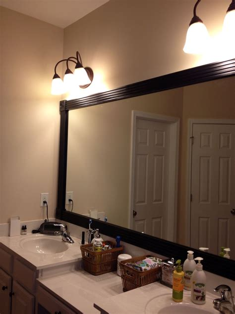 Large Vanity Mirror by Noticing A Bunch Of Benefits In Placing The Large Bathroom