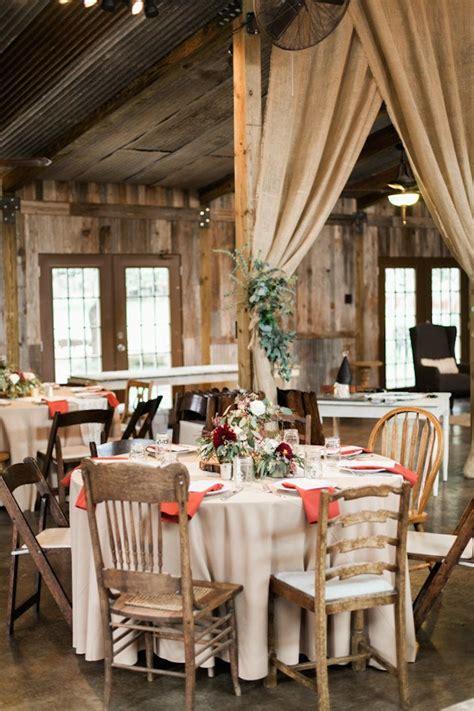 elegant texas wedding  beautiful rustic decor modwedding