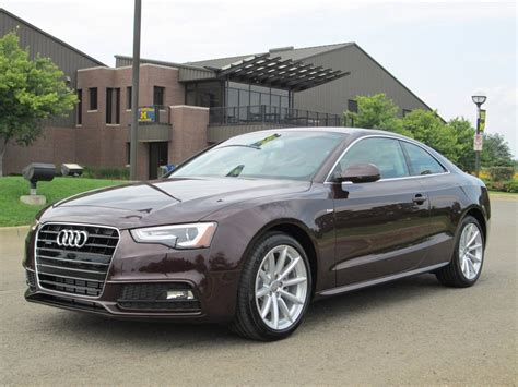 2015 Audi A5 by 2015 Audi A5 Photos Informations Articles Bestcarmag