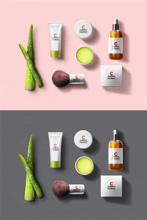 The best free cosmetics mockups: 15+ cosmetic Mockup Designs | FreeCreatives