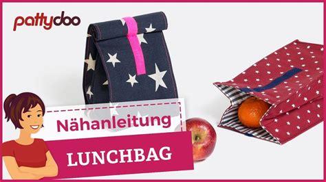geldbeutel nähen einfach lunchbag schwimmtasche einfach selber n 195 164 hen lunch tote sewing sewing crafts