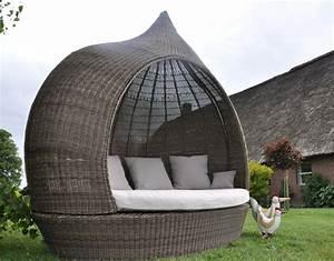 Lounge Insel Outdoor : liegeinsel eye catcher cubu olive einseitig offen von domus ventures ideen f r drau en ~ Bigdaddyawards.com Haus und Dekorationen