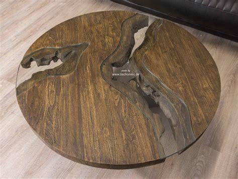 Der Couchtisch Aus Holz by Runder Couchtisch Aus Holz Der Tischonkel