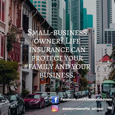 small business owners life insurance   protect