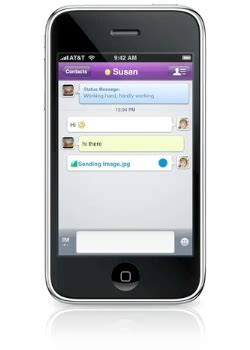 yahoo messenger for iphone iphone iphone yahoo messenger app