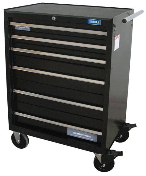 Kodiak 26 6 Drawer Rolling Tool Cabinet
