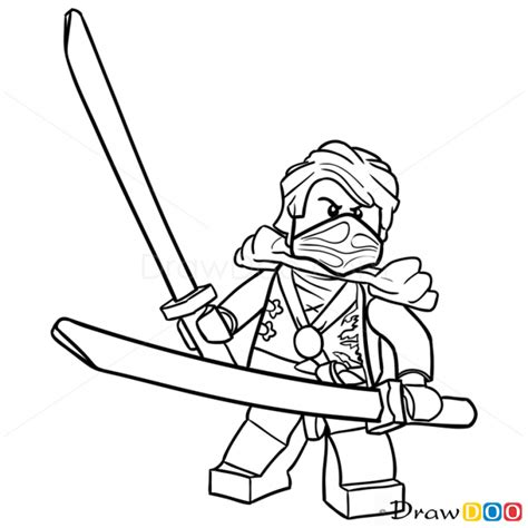 Ninjago Lloyd Drawing Mungfali