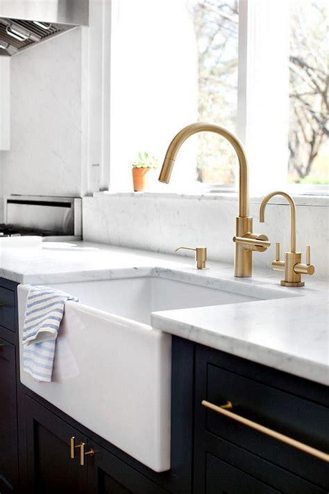 Best 25  Brass faucet ideas on Pinterest   Gold kitchen