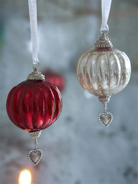 vintage glass bauble