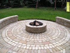 1000 ideas about circular patio on house