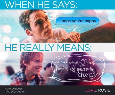 love rosie quote moviesandtvshows frases peliculas