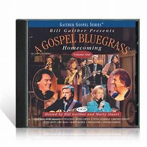 Gospel Bluegrass Homecoming Volume 1 CD - Gaither