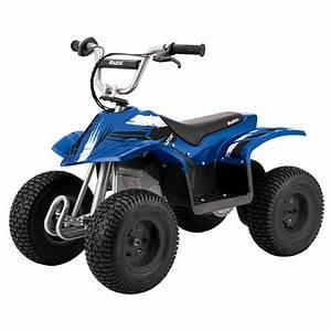 Razor Kids Electric Off Road Mini Dirt Quad Bike 4 Wheeler