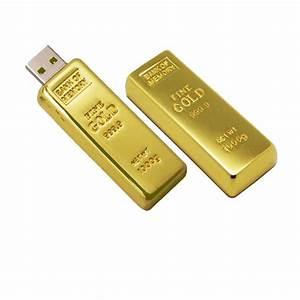 24K Gold Plated USB - 8GB Online Buy Gold Polished USB