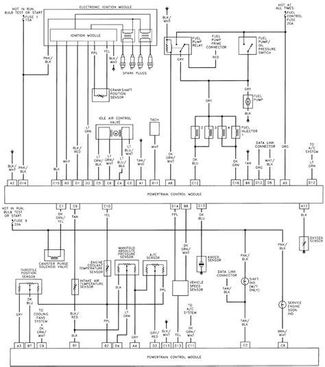 93 ford ranger wiring diagram wellread me
