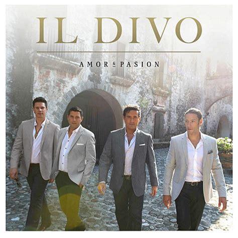 Il Divo New Cd by Il Divo Pasion Cd Album 507349 Qvcuk