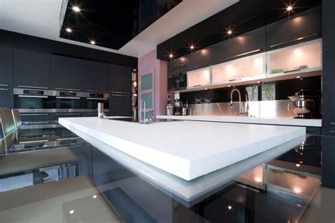 grande cuisine grande cuisine design italien finition anthracite par