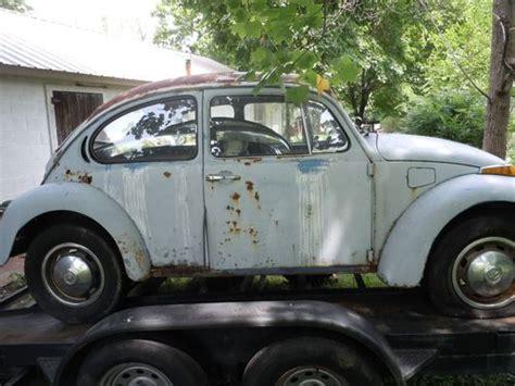 buy  volkswagon bug fixer upper  greenfield